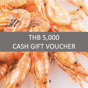 Square Restaurant 5000 Cash Voucher